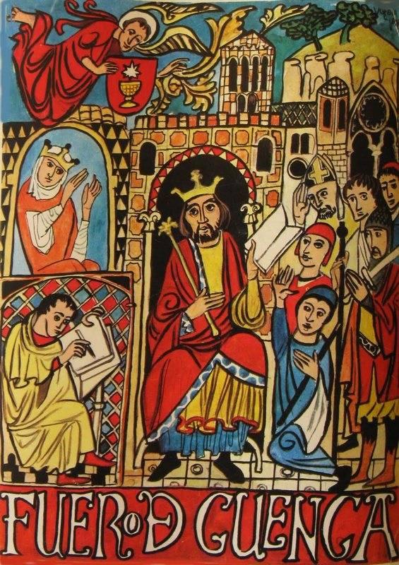 Fuero Cuenca - La Carta Puebla de Herencia. Últimos datos a sus 775 años