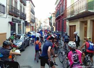 VII Marcha en bicicleta contra el cáncer en Herencia (53)