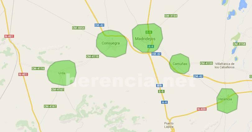 """cobertura wifi herencia interlibre - La WiFi """"gratis"""" podría llegar a Herencia"""