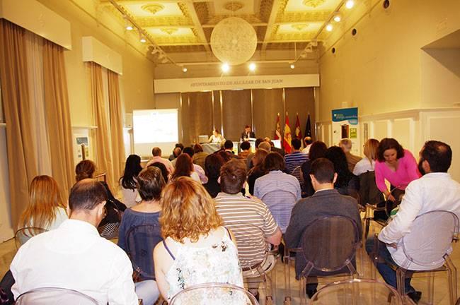 jornada energia2 - El Ayuntamiento participa en la jornada de la Energía organizada por Promancha