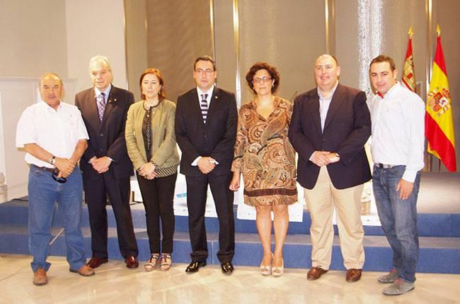 """Jornada 'El Pacto de los Alcaldes en La Mancha Norte, camino hacia el ahorro económico y el desarrollo sostenible""""."""