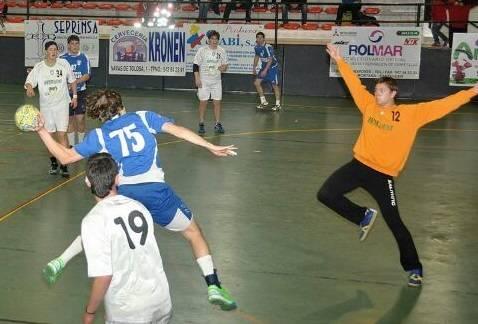 """limonero balonmano Herencia - Francisco Javier Fernández, """"Limonero"""", ficha por el Ciudad Encantada"""