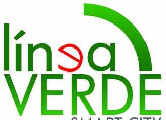 Logotipo línea verde
