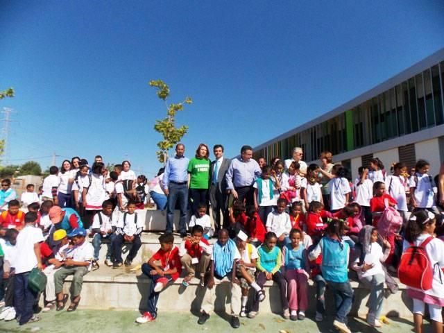 """ninos mota - 300 niños saharauis pasarán sus """"Vacaciones en Paz"""" en Castilla-La Mancha"""