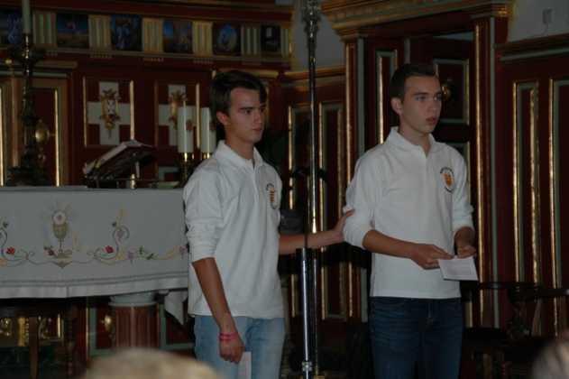 noche de las ermitas en Herencia 12 631x420 - La noche de las ermitas es la propuesta cultural de la parroquia para el mes de agosto