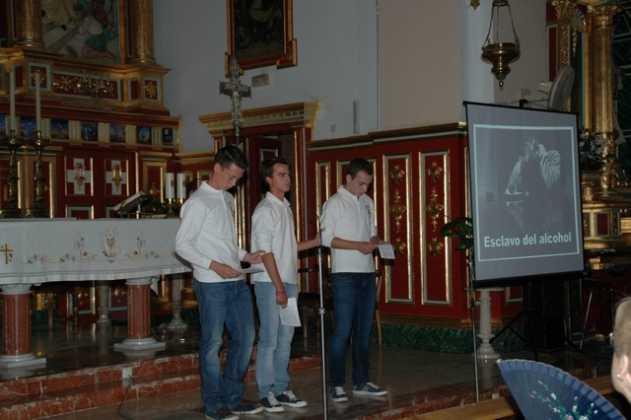 noche de las ermitas en Herencia 13 631x420 - La noche de las ermitas es la propuesta cultural de la parroquia para el mes de agosto
