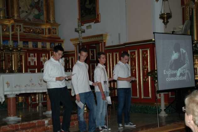 noche de las ermitas en Herencia 14 631x420 - La noche de las ermitas es la propuesta cultural de la parroquia para el mes de agosto