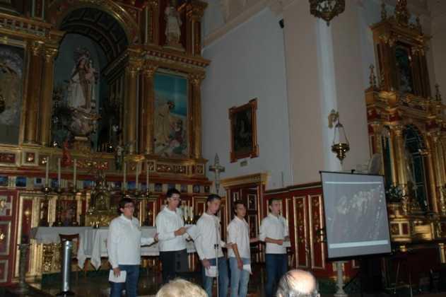 La noche de las ermitas es la propuesta cultural de la parroquia para el mes de agosto 15