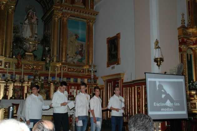 noche de las ermitas en Herencia 16 631x420 - La noche de las ermitas es la propuesta cultural de la parroquia para el mes de agosto