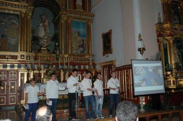 noche de las ermitas en Herencia 17 631x420 - La noche de las ermitas es la propuesta cultural de la parroquia para el mes de agosto