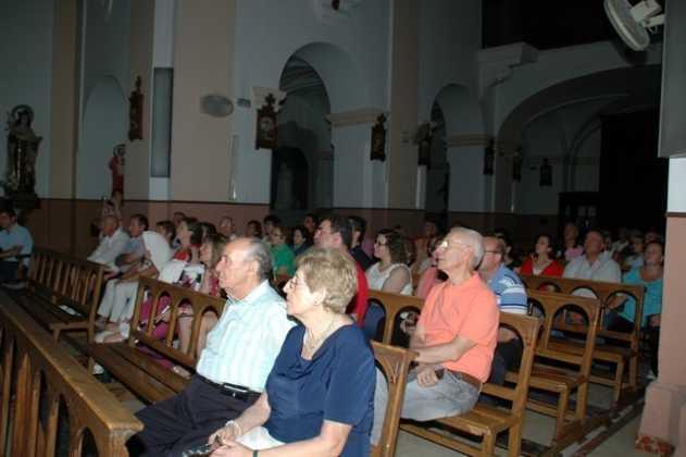 La noche de las ermitas es la propuesta cultural de la parroquia para el mes de agosto 18