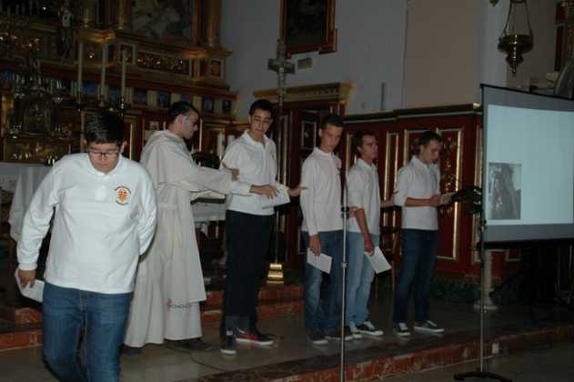 La noche de las ermitas es la propuesta cultural de la parroquia para el mes de agosto 19