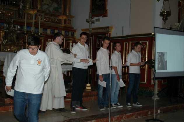 noche de las ermitas en Herencia 19 631x420 - La noche de las ermitas es la propuesta cultural de la parroquia para el mes de agosto