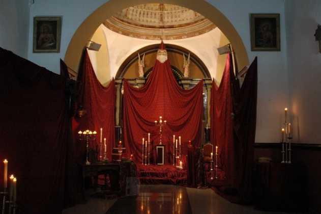 La noche de las ermitas es la propuesta cultural de la parroquia para el mes de agosto 2