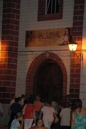 La noche de las ermitas es la propuesta cultural de la parroquia para el mes de agosto 20