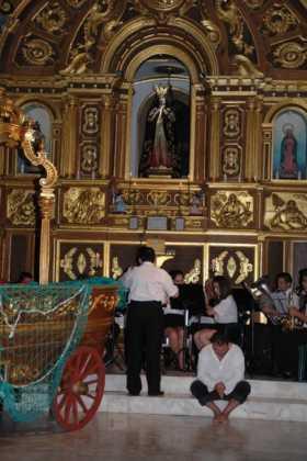 La noche de las ermitas es la propuesta cultural de la parroquia para el mes de agosto 21