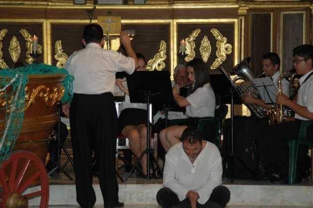noche de las ermitas en Herencia 23 631x420 - La noche de las ermitas es la propuesta cultural de la parroquia para el mes de agosto