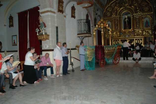 noche de las ermitas en Herencia 24 631x420 - La noche de las ermitas es la propuesta cultural de la parroquia para el mes de agosto