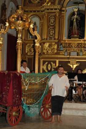 La noche de las ermitas es la propuesta cultural de la parroquia para el mes de agosto 25