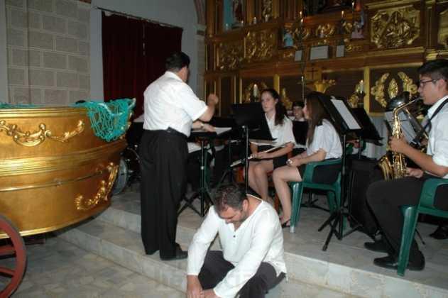 noche de las ermitas en Herencia 27 631x420 - La noche de las ermitas es la propuesta cultural de la parroquia para el mes de agosto