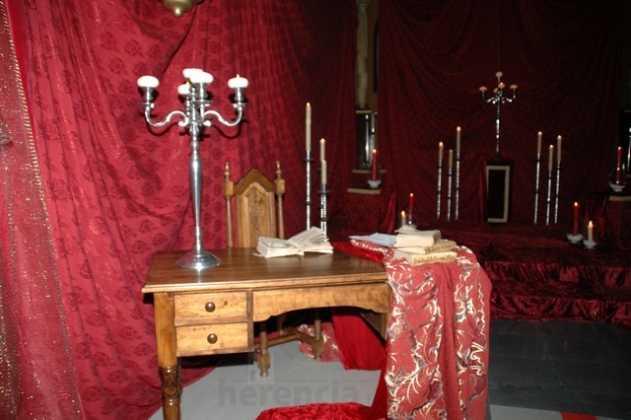 noche de las ermitas en Herencia 3 631x420 - La noche de las ermitas es la propuesta cultural de la parroquia para el mes de agosto