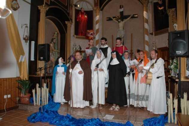La noche de las ermitas es la propuesta cultural de la parroquia para el mes de agosto 30