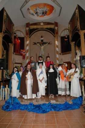 noche de las ermitas en Herencia 32 280x420 - La noche de las ermitas es la propuesta cultural de la parroquia para el mes de agosto