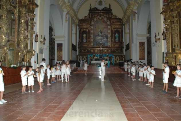La noche de las ermitas es la propuesta cultural de la parroquia para el mes de agosto 34
