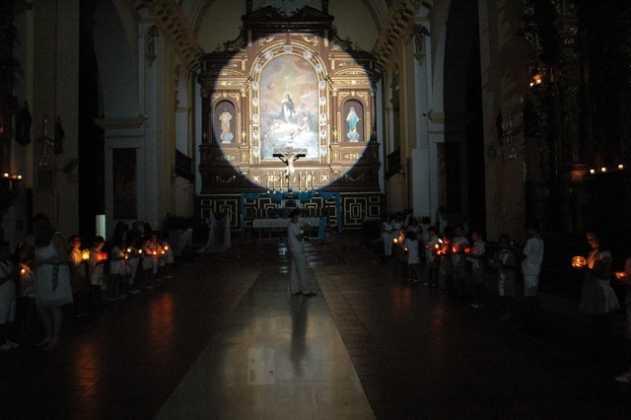 noche de las ermitas en Herencia 35 631x420 - La noche de las ermitas es la propuesta cultural de la parroquia para el mes de agosto