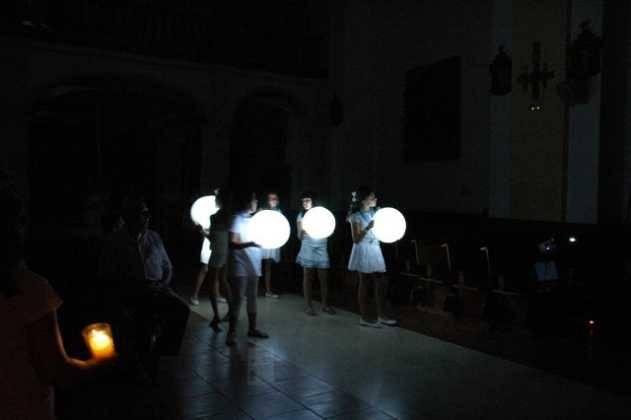 noche de las ermitas en Herencia 36 631x420 - La noche de las ermitas es la propuesta cultural de la parroquia para el mes de agosto