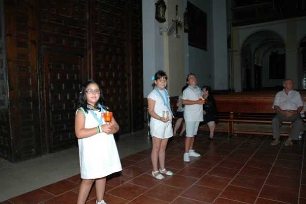 noche de las ermitas en Herencia 39 631x420 - La noche de las ermitas es la propuesta cultural de la parroquia para el mes de agosto