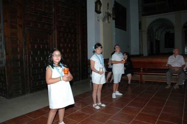 La noche de las ermitas es la propuesta cultural de la parroquia para el mes de agosto 39