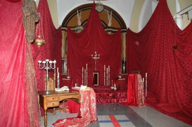 noche de las ermitas en Herencia 4 631x420 - La noche de las ermitas es la propuesta cultural de la parroquia para el mes de agosto