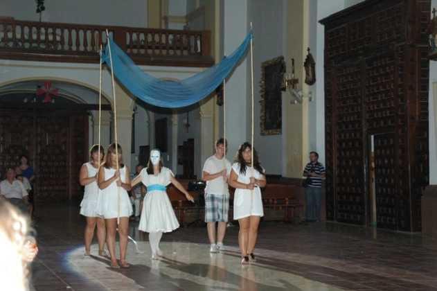 noche de las ermitas en Herencia 41 631x420 - La noche de las ermitas es la propuesta cultural de la parroquia para el mes de agosto