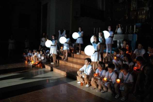 noche de las ermitas en Herencia 43 631x420 - La noche de las ermitas es la propuesta cultural de la parroquia para el mes de agosto