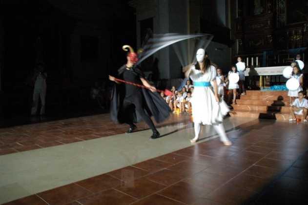 noche de las ermitas en Herencia 46 631x420 - La noche de las ermitas es la propuesta cultural de la parroquia para el mes de agosto