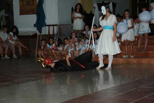 noche de las ermitas en Herencia 47 631x420 - La noche de las ermitas es la propuesta cultural de la parroquia para el mes de agosto