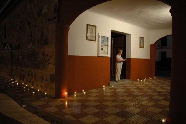 noche de las ermitas en Herencia 5 631x420 - La noche de las ermitas es la propuesta cultural de la parroquia para el mes de agosto