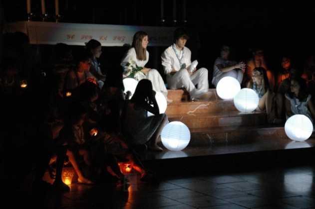 noche de las ermitas en Herencia 51 631x420 - La noche de las ermitas es la propuesta cultural de la parroquia para el mes de agosto
