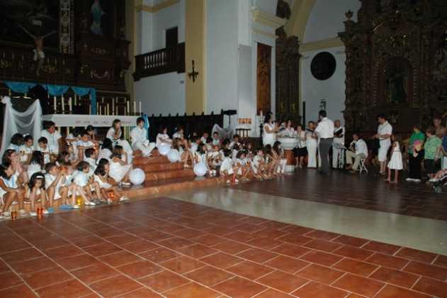 La noche de las ermitas es la propuesta cultural de la parroquia para el mes de agosto 53