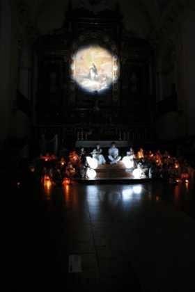 La noche de las ermitas es la propuesta cultural de la parroquia para el mes de agosto 54