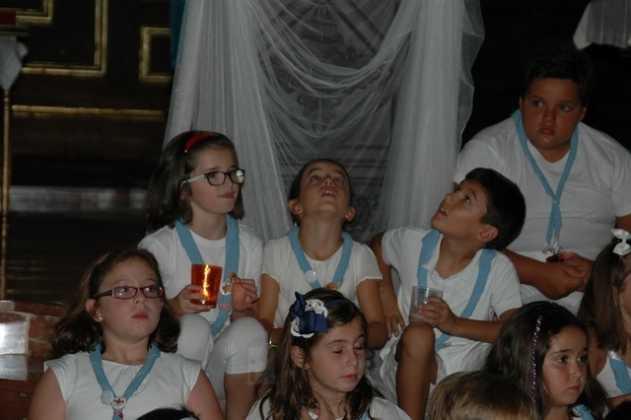 noche de las ermitas en Herencia 57 631x420 - La noche de las ermitas es la propuesta cultural de la parroquia para el mes de agosto