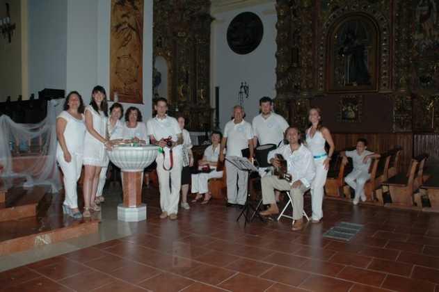 La noche de las ermitas es la propuesta cultural de la parroquia para el mes de agosto 58