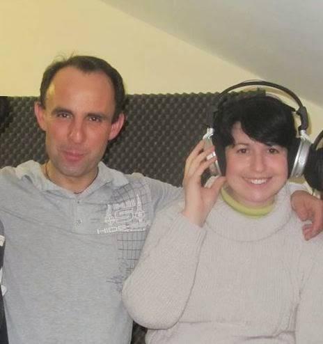 Cis Adar - Miguel y Mariavi de Cis Adar en concierto