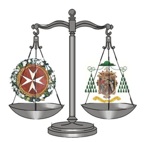 Desavenencias entre la Iglesia oficial y el priorato de san Juan 1