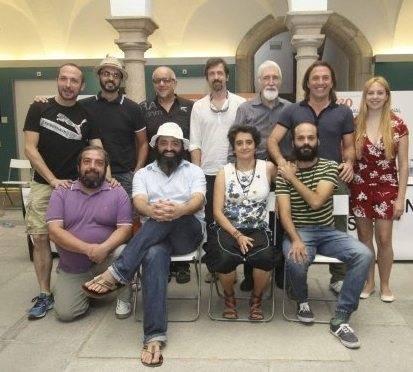 Equipo de Edipo Rey - Éxito de la obra 'Edipo Rey' con vestuario de Rafael Garrigós