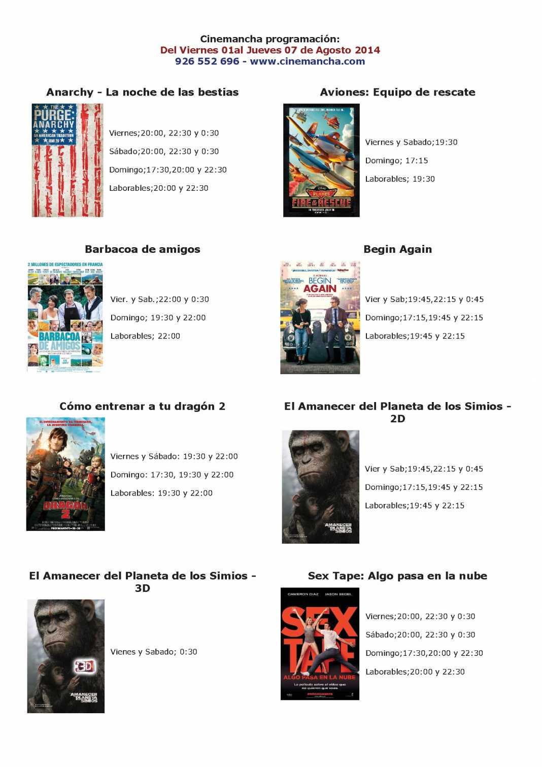 cartelera de cinemancha del 01 al 07 de agosto 1068x1511 - Cartelera de Cinemancha del 01 al 07 de agosto