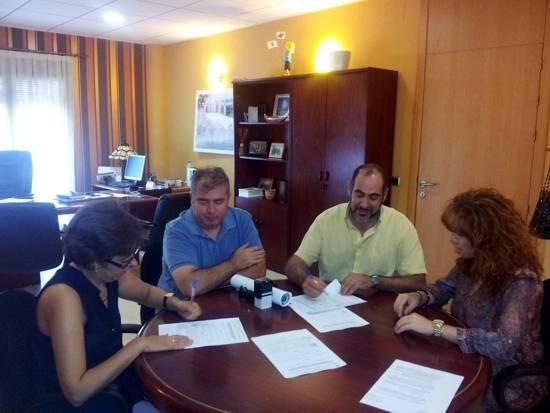 convenio cruz roja emergencia social herencia - Renovado el convenio con Cáritas y Cruz Roja para emergencia social
