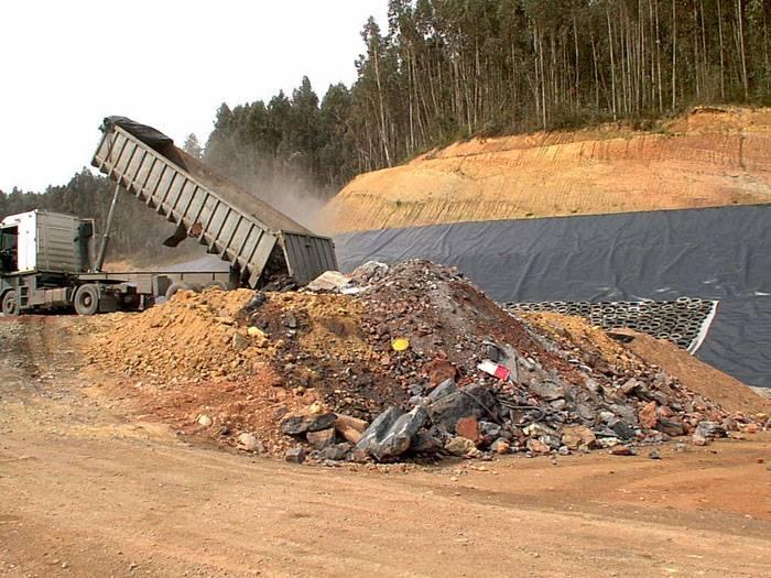 herencia imagen generica planta de rcds - En septiembre Herencia contará con un vertedero de residuos de demolición y construcción