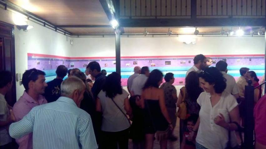 """herencia visitas exposicion origen - Éxito de la Exposición """"Origen: del Paleolítico a la Carta Puebla"""""""